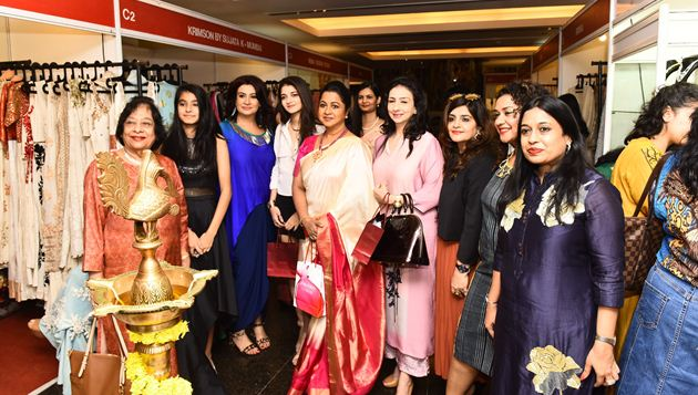 Post Press Release – Actress Radikaa Sarathkumar inaugurates 'The Vimonisha Mega Style Souk 2017' by Monisha Gidwani on 20th December 2017 at Hyatt Regency Chennai