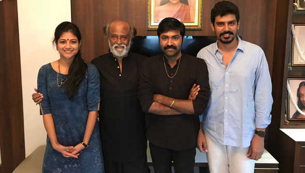 Rajinikanth's stunning gift to 'Aruvi' team