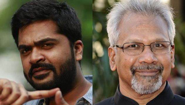 Simbu attends Mani Ratnam's workshop