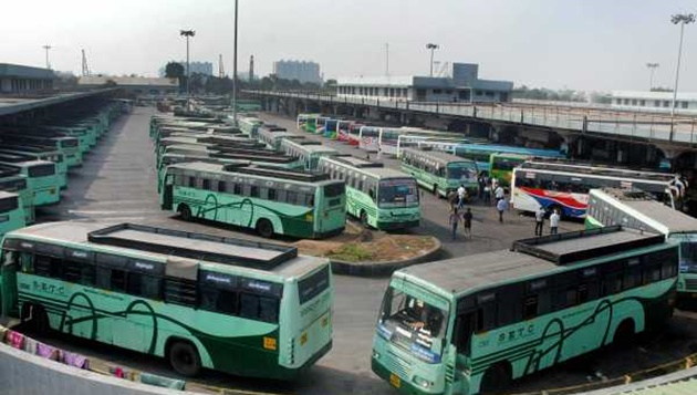 As bus strike enters 5th day, CM & Stalin argue over phone conversation