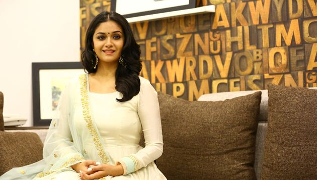 I DON'T HAVE A NAME IN THAANA SERNDHA KOOTTAM – KEERTHY SURESH