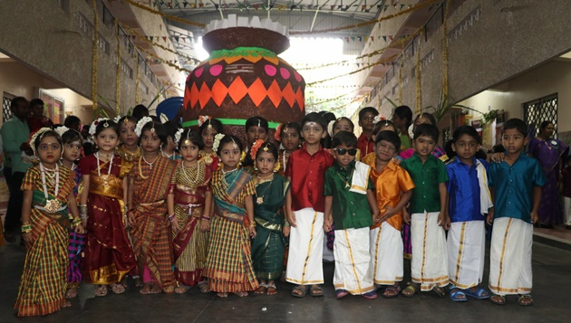 Velammal Pongal and skill day story