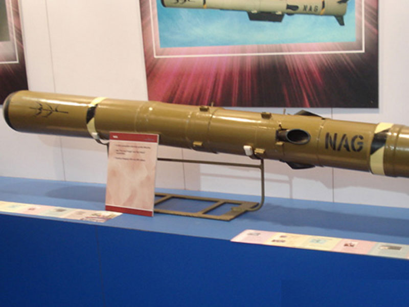 Successful Flight Test Of Atgm Nag