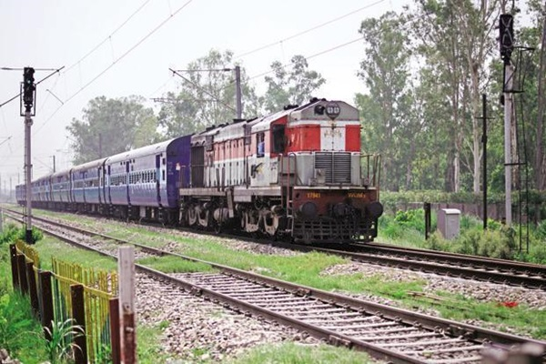 Changes in Pattern of Train Services