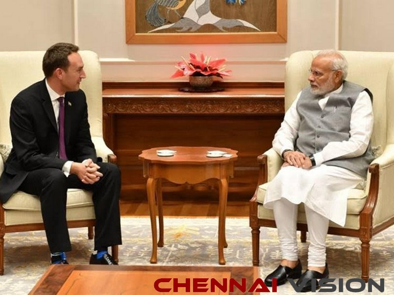PM Modi and Uber discuss Future of Urban Mobility in India