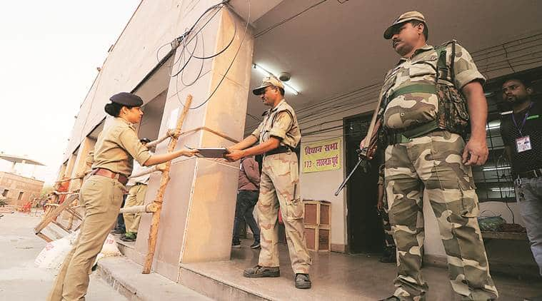 5,000 cops in Chennai, 80,000 in TN for counting day security