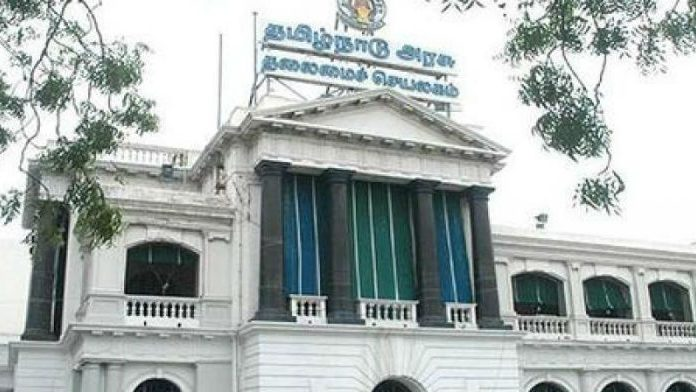 Major reshuffle of IPS officers in TN
