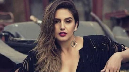 Huma Qureshi's trip to California