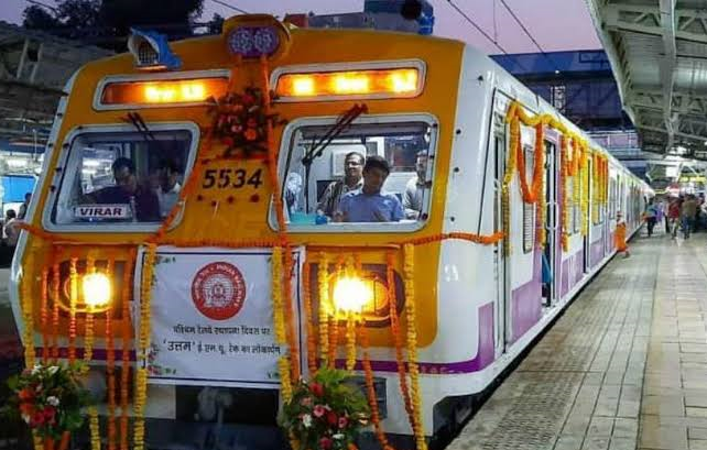 Indian Railway's Introduces'Uttam Rake'as a gift to Mumbaikars on 69th Foundation Day of Western Railway