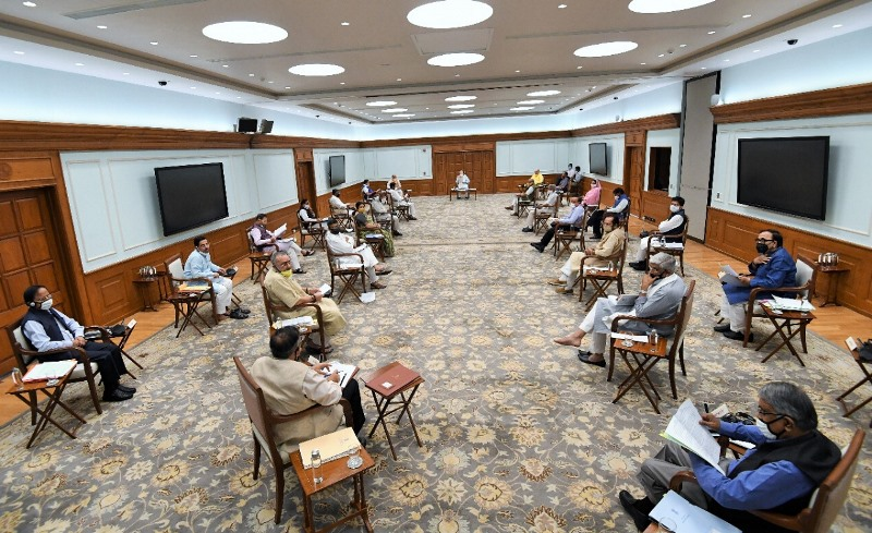 PM chairs first Cabinet Meeting of second year in office
