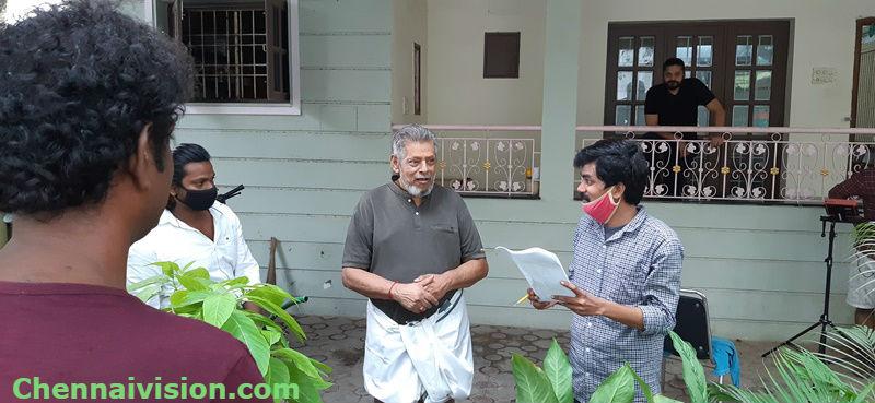 திரைக்கதை மன்னன் கே பாக்யராஜ் பாணியில் அல்வா என்ற குறும்படத்தை அவரின் உதவியாளர் ஜெ.எம் ராஜா இயக்கி இருக்கிறார்.