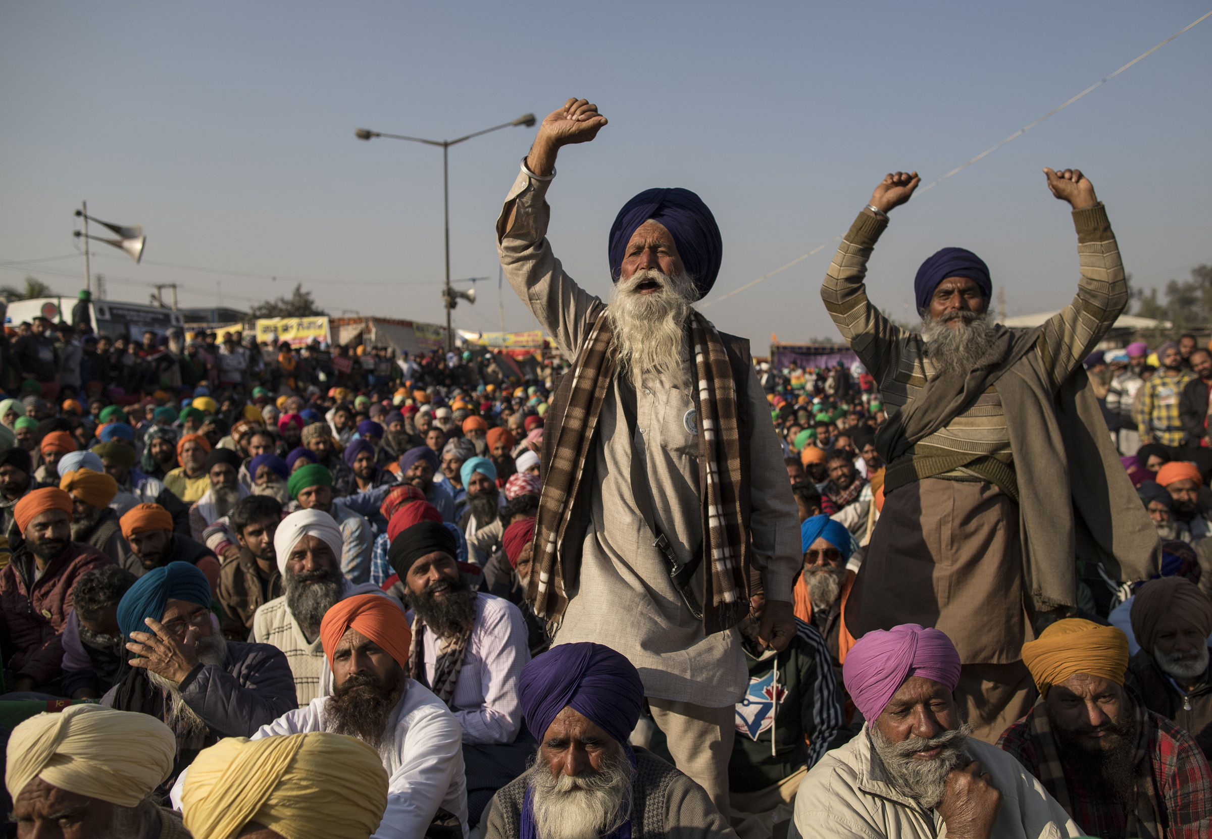 Farmers to block key stretch to mark 100 days of protest