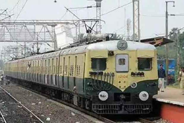 Suburban train services reduced due to Covid restrictions