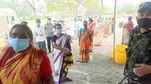 Phase 6 of polling in West Bengal begins