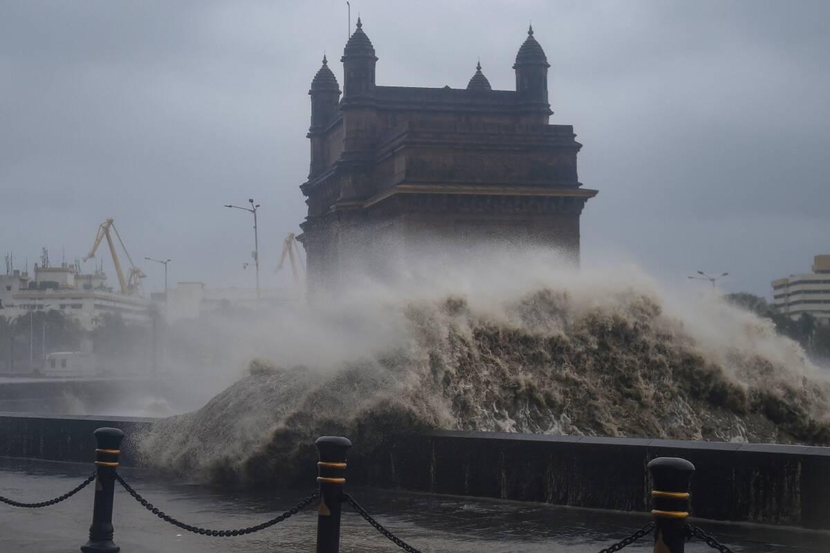 Cyclone Tauktae makes landfall